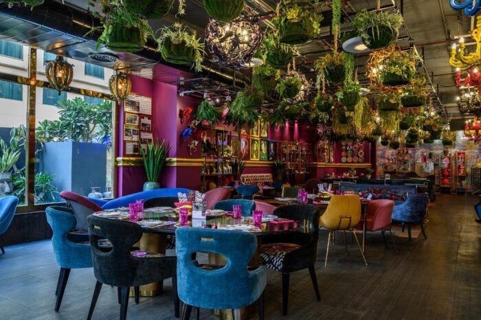 Instagrammable cafes in Delhi