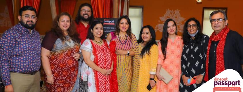 Shivani Mohan - Dineout Passport Experiences - Parampara