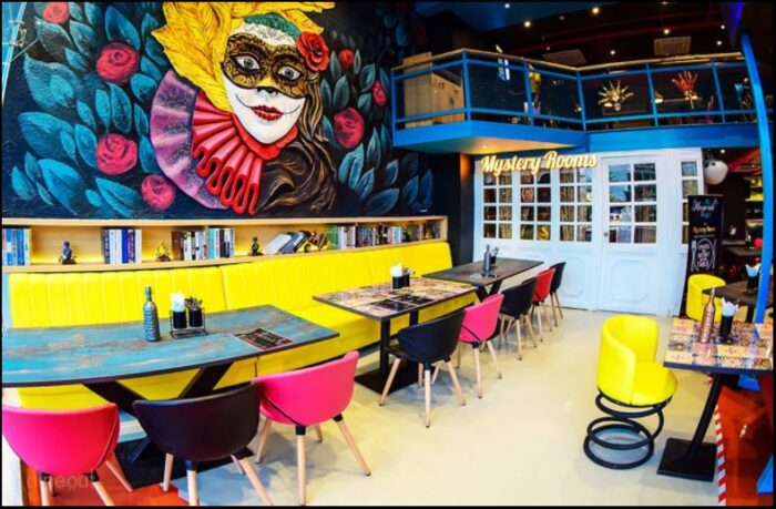 Instagrammable cafes in India