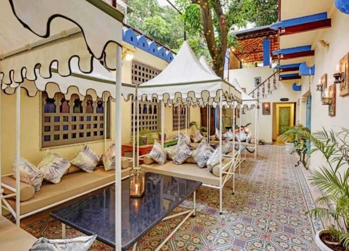 Instagrammable cafes in Udaipur