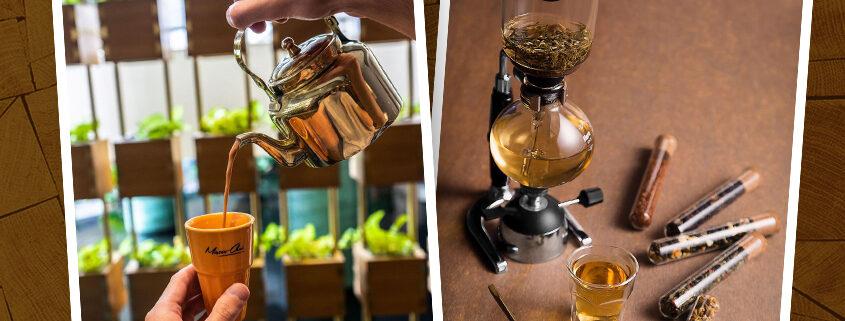 tea cafes in Delhi