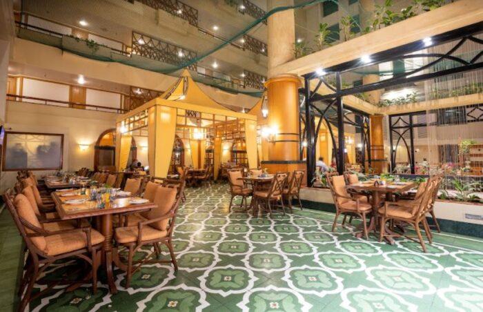 fine dining in Mumbai