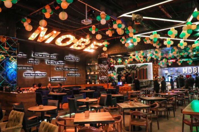 restaurants in Chandigarh