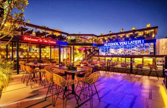 Agra restaurants