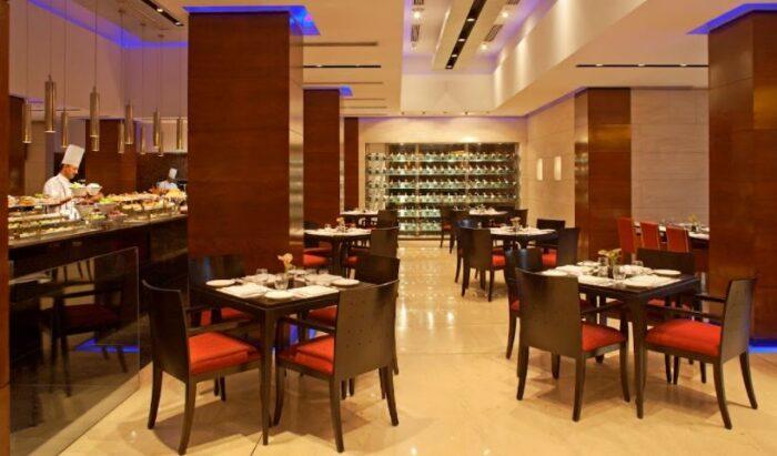 fine dining in Delhi