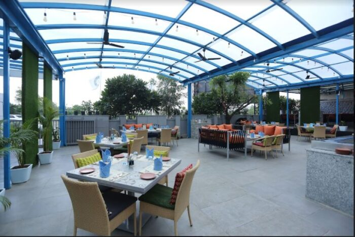 buffet restaurants in Indore