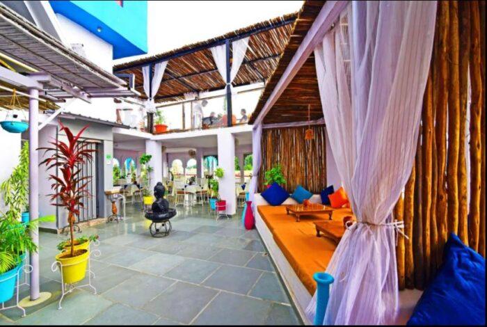 restaurants in Udaipur